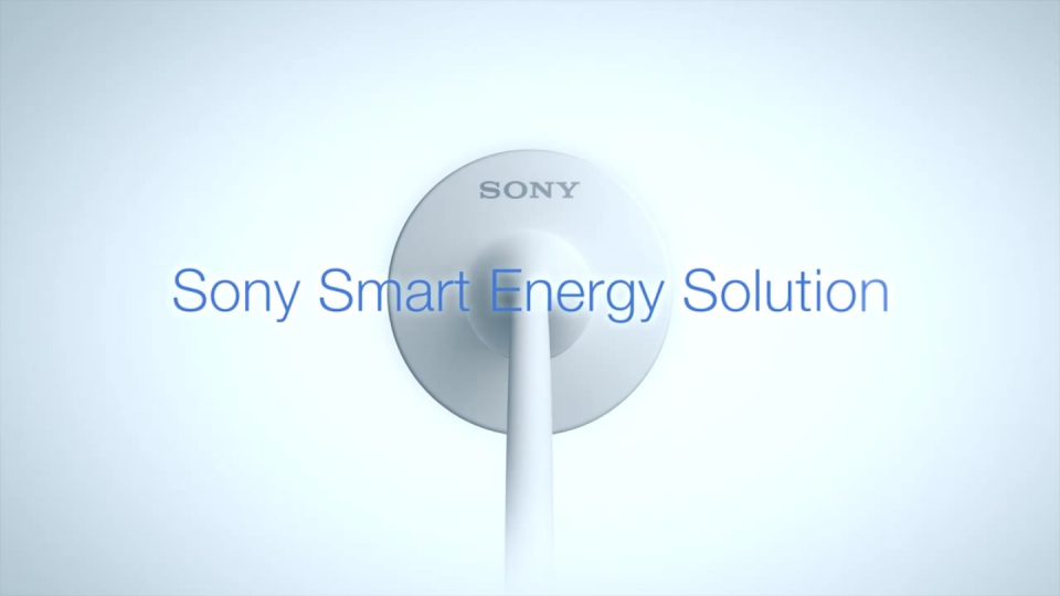 Sony Smart Energy Solution