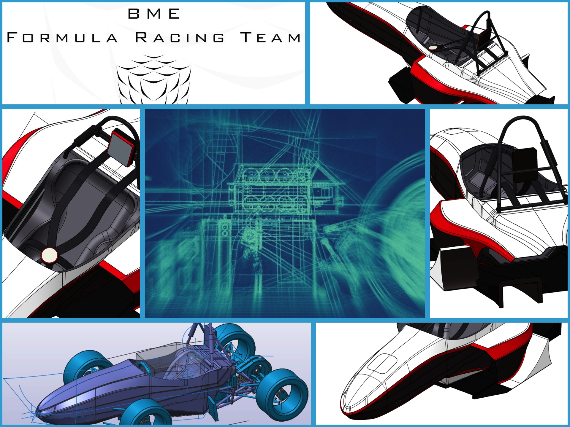 BME Formula Racing Team- Design Freeze 2013